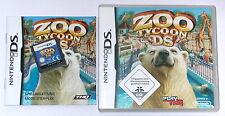 Jeu: zoo youlin animaux entretenir, nourrir pour Nintendo DS + Lite + DSI + xl + 3ds