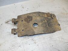 honda trx350 fourtrax foreman 350 fuel gas tank guard plate trx350D 87 1988 1989