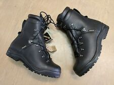 *NEW* British Army Issue GoreTex Pro/Para/Cadet Prablos Sole Boots Size 15M UK