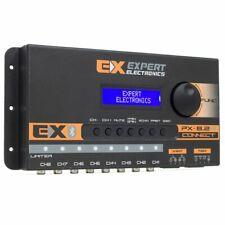 Banda Expert Electronics Px8.2 Hi Connect Bluetooth 8-Ch Processor Digital Eq