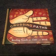 Crossing Paths - Reading Hands for Love & Work by Vernon Mahabal Book palmistry