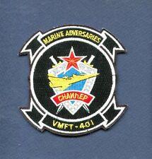 VMFT-401 USMC MARINE CORPS F-18 HORNET AGGRESSOR ADVERSARY Squadron Patch