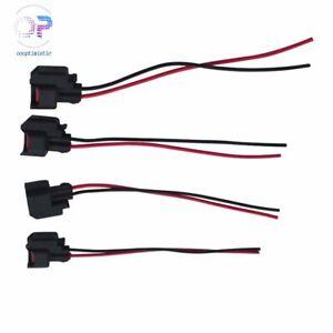 ID1000 ID1200 4 Qty Injector Dynamics Fuel Injector Plug Pigtail Harness