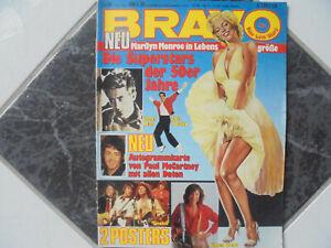 BRAVO 24/1978 TB:Marilyn Monroe u.Starschnitt/Smokie/Jürgen Drews/P.McCartney!