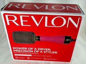 Revlon RVDR5212PNK1 One-Step Hair Dryer and Styling Brush - Pink