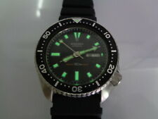SEIKO DIVER MENS WATCH DAY & DATE AUTOMATIC 6309-729A ORIG DIAL