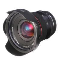 Meike 12mm F2.8-F22 Super Wide Angle Fisheye Lens For Nikon 1 Mount V2 J2 J4 J5
