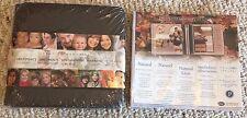 Creative Memories Sentiments Coverset Album Brown 7 x 7 w Pages NIP Baby Wedding