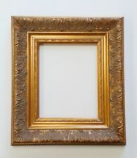 Picture Frame 5x7 Vintage Antique Style Baroque Bronze Gold Ornate Gray 1360G