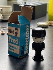 More details for vintage spillers 1980 homepride fred flour grader mini sweetener holder with box