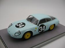 1/18 scale Tecnomodel Alfa Romeo SZ Coda Tronca Le Mans 24h 1963 - TM18-71B