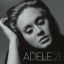 21 by Adele (CD, Feb-2011, Columbia (USA)) NEW