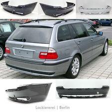 BMW 3er E46 1999-2005 Touring STOßSTANGE HINTEN LACKIERT IN WUNSCHFARBE, NEU