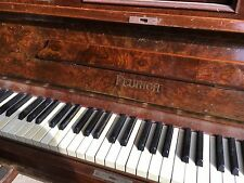 Feurich Pianola - Manufactured in the 1920's with several music rolls