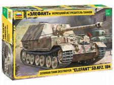 Zvezda 3659 German Tank Destroyer ELEFANT SD.FKZ.184 1/35