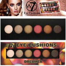 W7 Cosmetic Eye Cushions Dreamer EyeShadow Palette High Pigmented Powder Eyelid