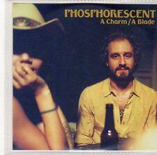(ED653) Phosphorescent, A Charm / A Blade - 2013 DJ CD