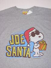 Peanuts - Snoopy Christmas T-Shirt Adult size Medium, New w/Tag