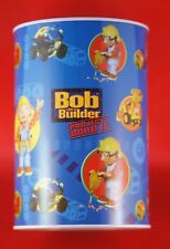 Bob the builder Money Box  [ Sealed Tin Can ]