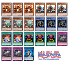YuGiOh Speed Duel Relinquished Deck B  + Konami Sleeves