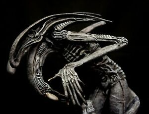 H. R. Giger Alien Winged 40 cm Art Statue Maquette