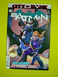 Batman #77 - City of Bane - Death of Alfred - 1st Print - NM- - DC Comics