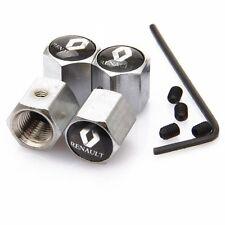 RENAULT valve dust cap anti vol sécurité blocage CLIO LAGUNA TWINGO MEGANE