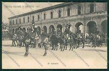 Perugia Foligno Artiglieria cartolina EE5145