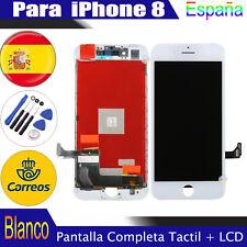 """Pantalla Completa para iPhone 8 A1863 A1905 A1906 4,7"""" Blanca LCD Táctil Blanco"""