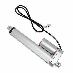 4 Stroke DC 24V Heavy Duty 165 lbs Maximum Lift Without Mounting Brackets Electric Linear Actuator Newsmarts 4inch Electric Linear Actuator