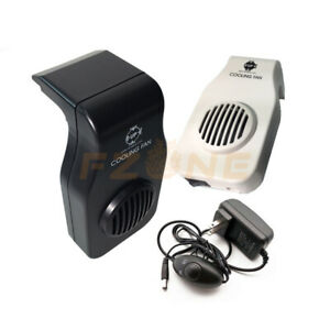 UP Aquarium Cooling Fan Speed Adjustable Temperature Controller For Tank