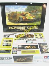 Tamiya 1/16 R/C German JAGDPANZER IV  70 (V) LANG  Tank  Full -Option Kit  56039