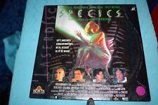 Species -  Laserdisc Laserdisk LD