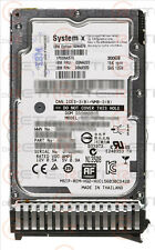 "€125+IVA LENOVO 00NA576 HDD 300GB 15Krpm 12Gbps SAS 2.5"" x3550/x3650 M5"