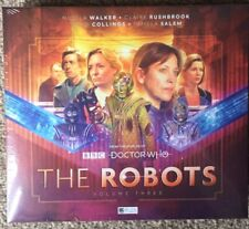 The Robots Volume 3 Big Finish