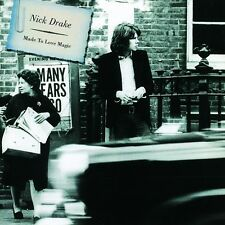 Nick Drake Made To Love Magic CD NEW SEALED 2004 Folk