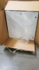 "Saginaw SCE-36EL3612LP Electrical Enclosure Cabinet 36x36x12"", WHITE"