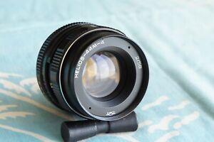 HELIOS-44M-4 lens F2 58mm for M42 ZENIT PENTAX CANON NIKON