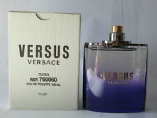 Versace VERSUS Pour Femme EDT Nat Spray 100ml - 3.3 Oz NIB Testeur Boxed