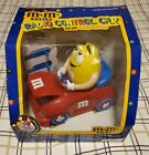 M & M's Radio Control Car Battery Operated Candy Dispenser Rare Collectible
