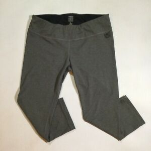 Burton Women's Size Large DryRide Lightweight X Base Layer Leggings In Gray