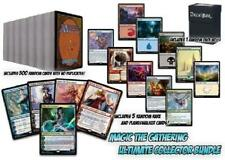500 Magic the Gathering Cards with 5 Rares, 5 Planeswalkers, and Deck New
