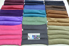 Wheat Bag. Heat Pack.32 x 26 cm Wave sectioned 1.2 kg CHOOSE colour CHOOSE scent
