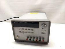 HP / Agilent E3631A Triple Output DC Power Supply 6V 5A, +/-25V 1A