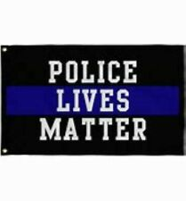Police Lives Matter Flag 3x5 ft