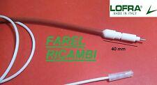 LOFRA CANDELETTA ACCENSIONE ELETTRONICA FORNO 1000 MM  + GUAINA+MOLLA+FERMO
