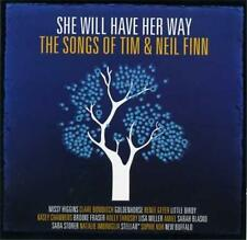 Songs Of TIM & NEIL FINN She Will Have Her Way CD Clare Bowditch Missy Higgins +