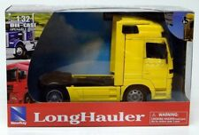 1/32 Truck Mercedes Actros 1857 Cab Unit - Yellow. New