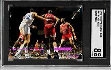 1993-94 Topps Stadium Club #4 Bulls Super Team Michael Jordan HOF'er SGC 8  $$$