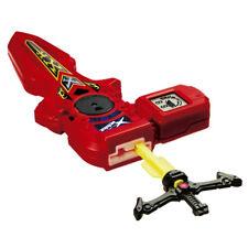 TAKARA TOMY Beyblade Burst B-94 Digital Sword Launcher RED Tools Genuine Box